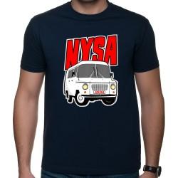 NYSA 522 - t-shirt z nadrukiem