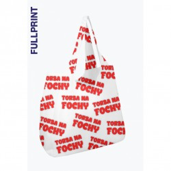 Torba na fochy pattern (torba na ramię FP) 2stronna