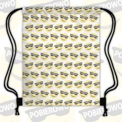 Pobierowo pattern - plecak workowy z nadrukiem FULLPRINT