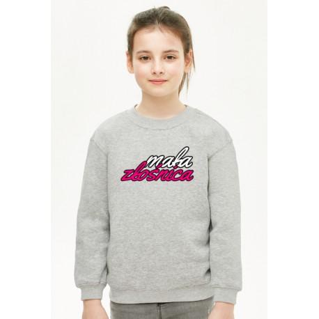 Mała Złośnica (bluza dziewczęca klasyczna)